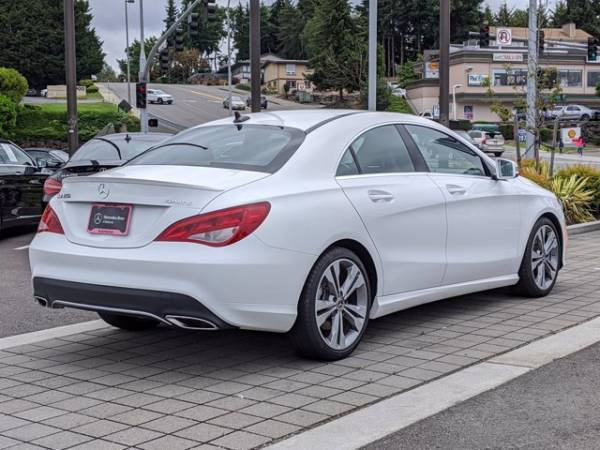 2019 Mercedes-Benz CLA in Bellevue, WA