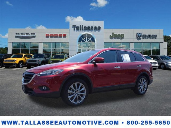 used mazda cx 9 for sale in montgomery al u s news world report. Black Bedroom Furniture Sets. Home Design Ideas
