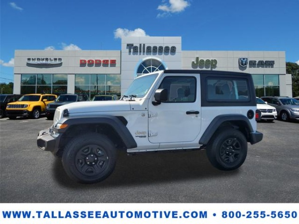 2018 Jeep Wrangler in Tallassee, AL