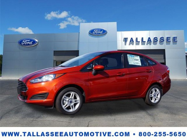 2018 Ford Fiesta in Tallassee, AL