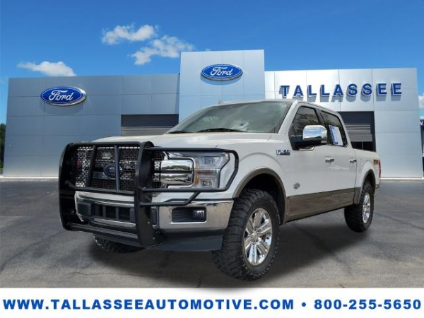 2018 Ford F-150 in Tallassee, AL