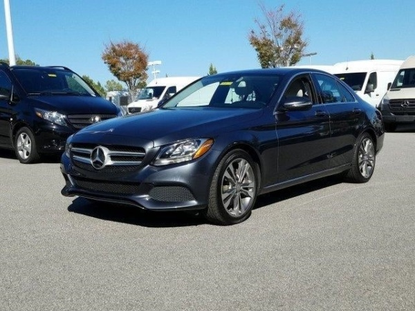 2016 Mercedes-Benz C-Class in Cary, NC