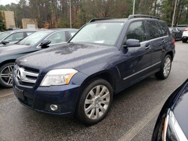 2012 Mercedes-Benz GLK in Cary, NC