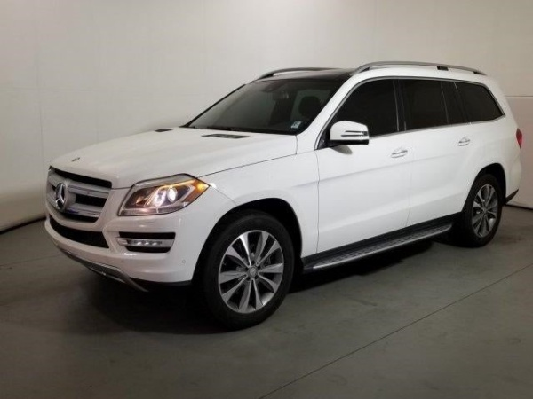 2016 Mercedes-Benz GL in Cary, NC