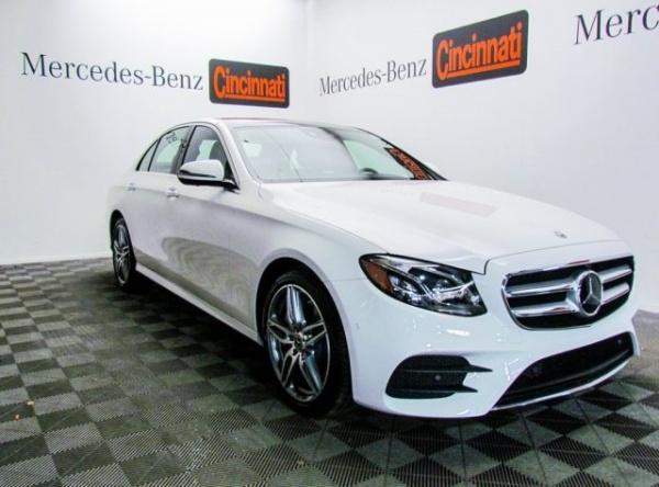 2018 Mercedes-Benz E E 300