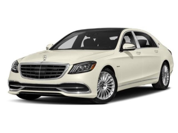 2018 Mercedes-Benz S Maybach S 560