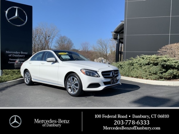 2016 Mercedes-Benz C-Class in Danbury, CT