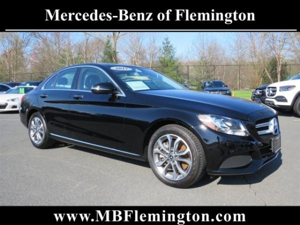 2017 Mercedes-Benz C-Class in Flemington, NJ