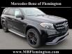2019 Mercedes-Benz GLS AMG GLS 63 4MATIC SUV for Sale in Flemington, NJ