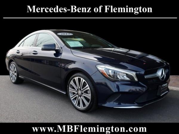 2017 Mercedes-Benz CLA in Flemington, NJ