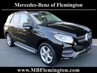 Used 2018 Mercedes Benz GLE GLE 350 4MATIC SUV For Sale In Flemington, NJ