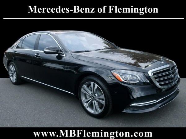 2020 Mercedes-Benz S-Class in Flemington, NJ