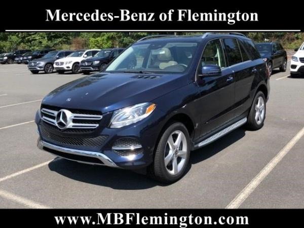 2018 Mercedes Benz GLE In Flemington, NJ
