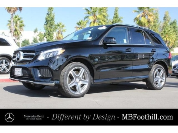 2016 Mercedes-Benz GLE in Foothill Ranch, CA
