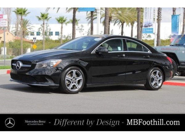 2019 Mercedes-Benz CLA in Foothill Ranch, CA