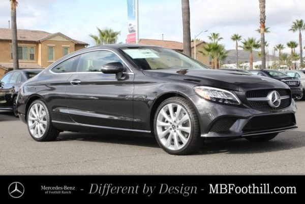 2020 Mercedes-Benz C-Class in Foothill Ranch, CA