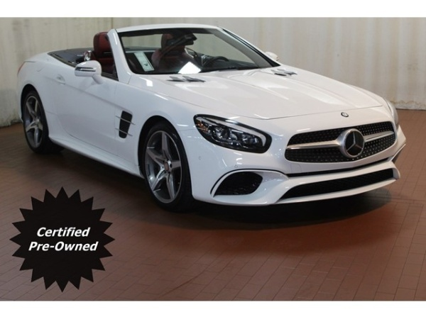 2017 Mercedes-Benz SL in Fort Myers, FL