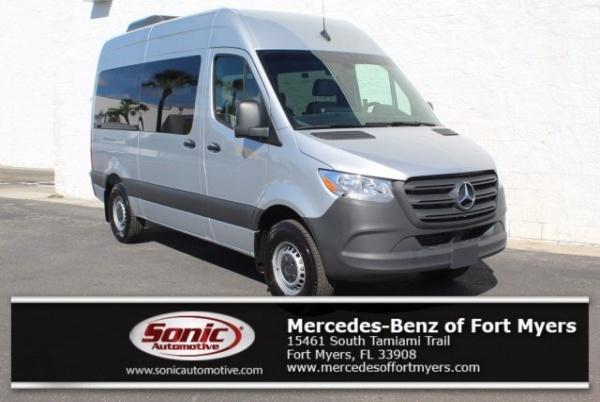 2019 Mercedes-Benz Sprinter Passenger Van