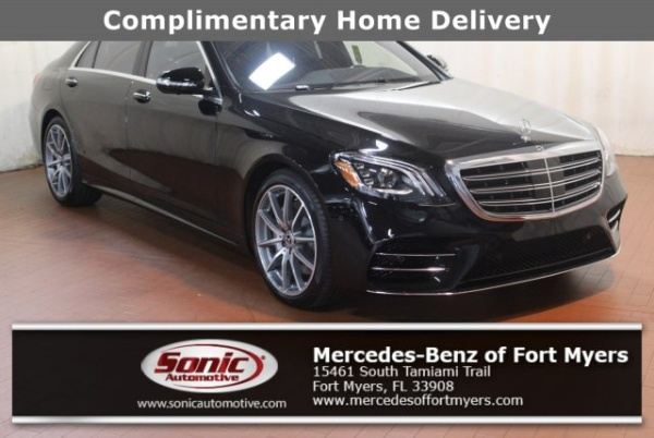 2020 Mercedes-Benz S-Class in Fort Myers, FL