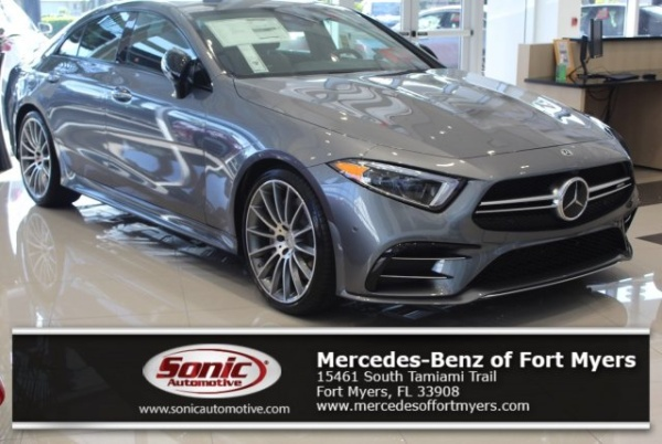 Mercedes Benz Of Fort Myers >> 2020 Mercedes Benz Cls Amg Cls 53 For Sale In Fort Myers Fl