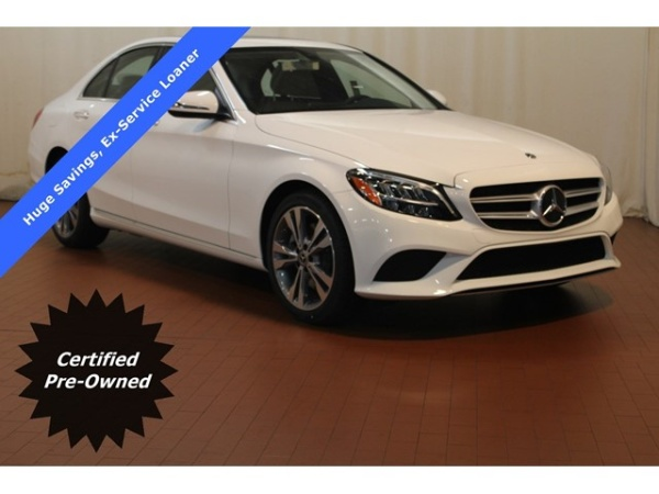 2019 Mercedes-Benz C-Class in Fort Myers, FL