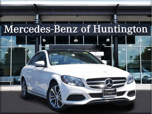 2016 Mercedes-Benz C-Class in Huntington, NY