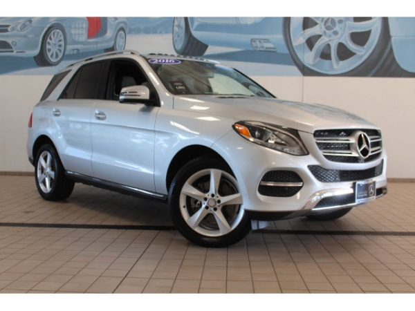 2016 Mercedes Benz GLE GLE350 4MATIC