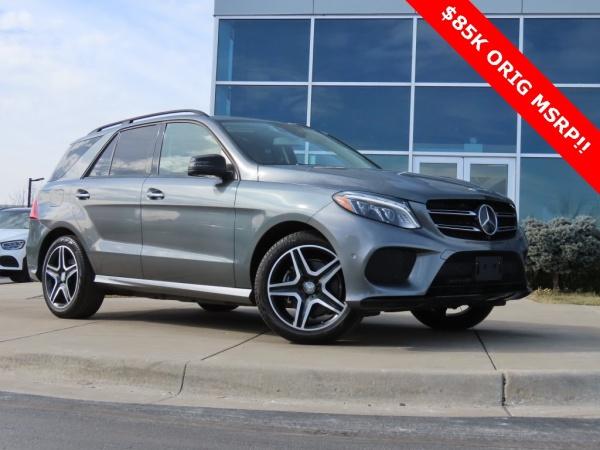2017 Mercedes-Benz GLE in Kansas City, MO