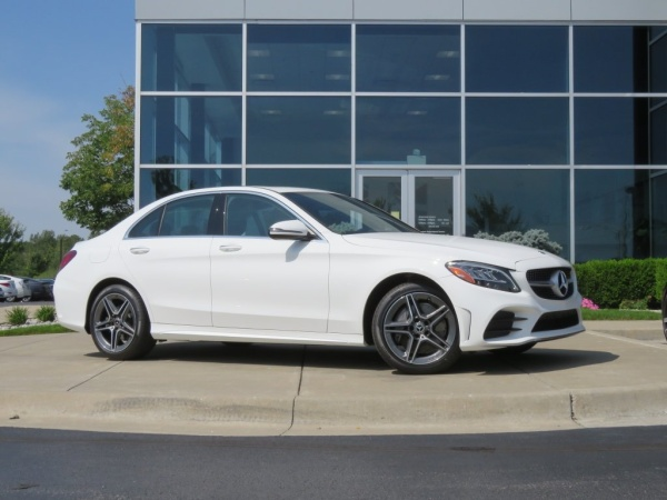2020 Mercedes-Benz C-Class in Kansas City, MO
