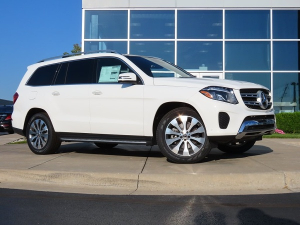 2019 Mercedes-Benz GLS in Kansas City, MO