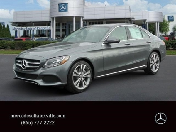 2018 Mercedes-Benz C-Class in KNOXVILLE, TN