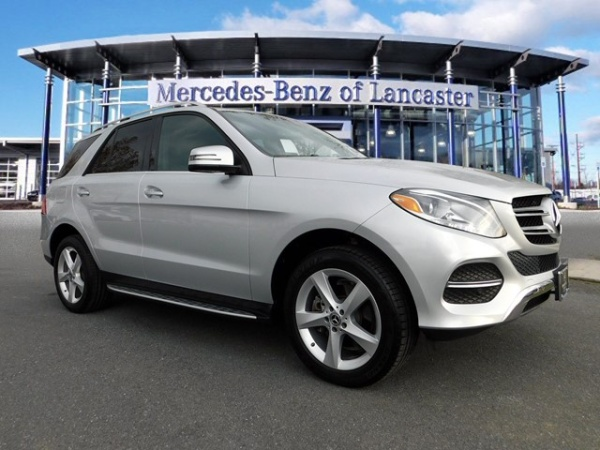 2017 Mercedes-Benz GLE in East Petersburg, PA