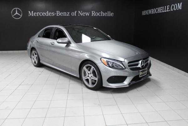 2015 Mercedes-Benz C-Class in New Rochelle, NY