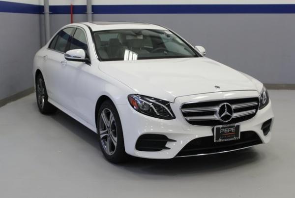 2020 Mercedes-Benz E