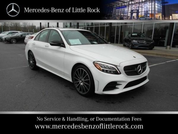 2019 Mercedes-Benz C-Class in Little Rock, AR