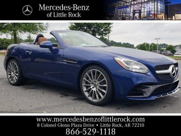 2020 Mercedes-Benz SLC in Little Rock, AR