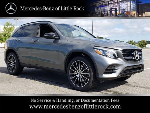 Mercedes Of Little Rock >> 2019 Mercedes Benz Glc Glc 300 4matic For Sale In Little