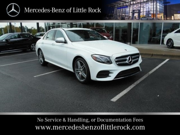 Mercedes Of Little Rock >> 2019 Mercedes Benz E Class E 300 Sedan 4matic For Sale In
