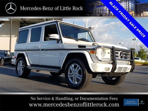 2014 Mercedes-Benz G-Class in Little Rock, AR