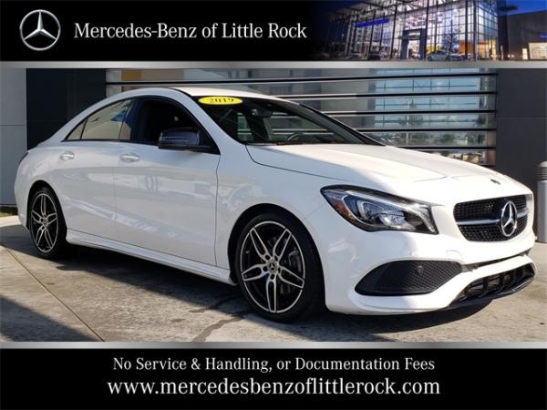 Mercedes Of Little Rock >> 2019 Mercedes Benz Cla Cla 250 4matic For Sale In Little