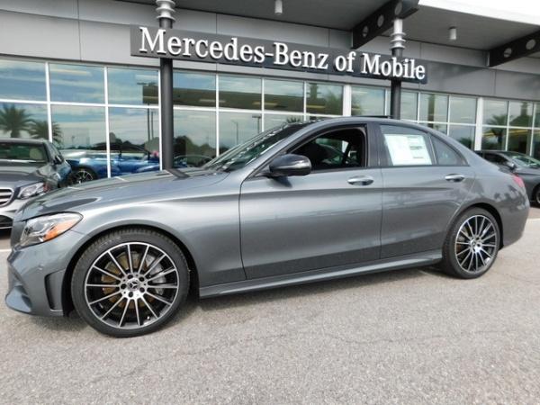 2020 Mercedes-Benz C-Class in Mobile, AL