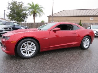 2017 Chevrolet Camaro Ls With 2ls Coupe For In Mobile Al