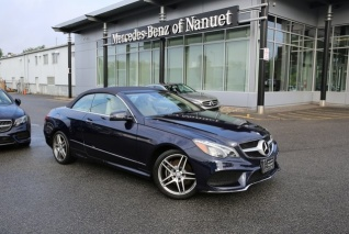 Used 2016 Mercedes Benz E Class E 400 Cabriolet RWD For Sale In Nanuet