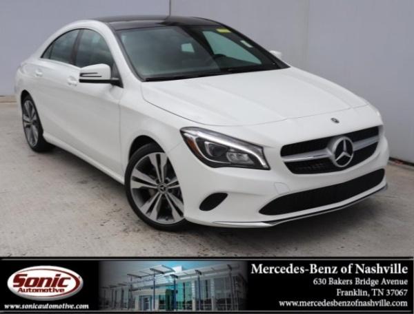 2019 Mercedes-Benz CLA CLA 250