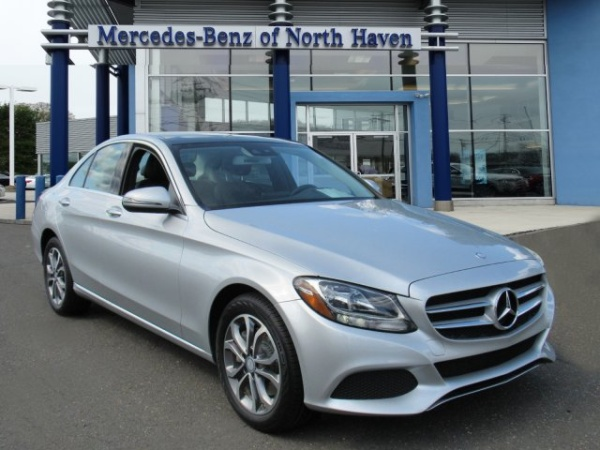 2017 Mercedes-Benz C-Class in North Haven, CT