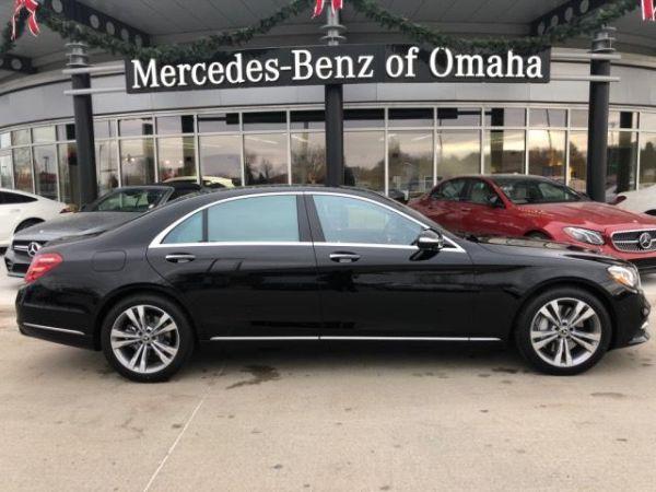 2020 Mercedes-Benz S-Class in Omaha, NE