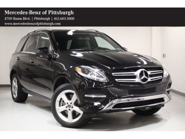 Mercedes Benz Of Pittsburgh >> 2019 Mercedes Benz Gle Gle 400 4matic For Sale In Pittsburgh