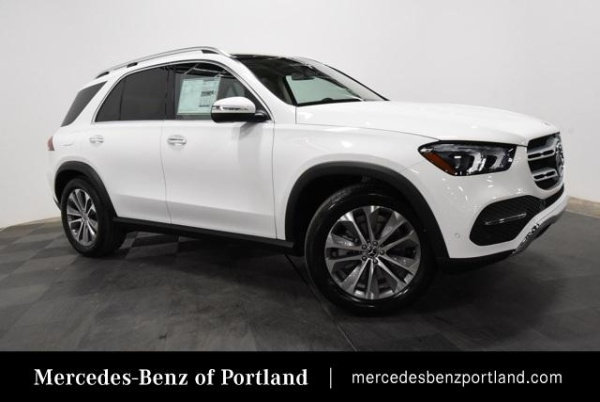 2020 Mercedes-Benz GLE