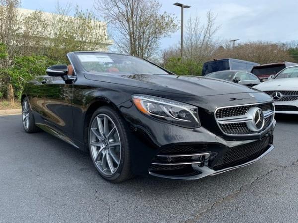 2020 Mercedes-Benz S-Class in Midlothian, VA