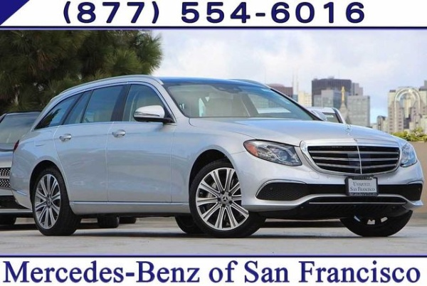 2019 Mercedes-Benz E-Class in SAN FRANCISCO, CA